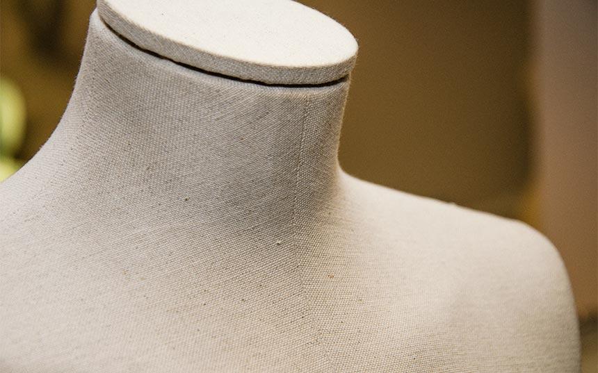 Busto costura