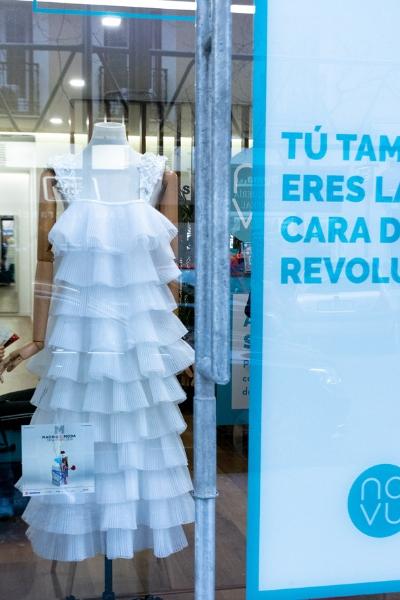 Beatriz Peñalver en Novu - Madrid es Moda