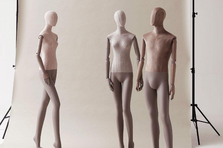 Colección de maniquíes Touch
