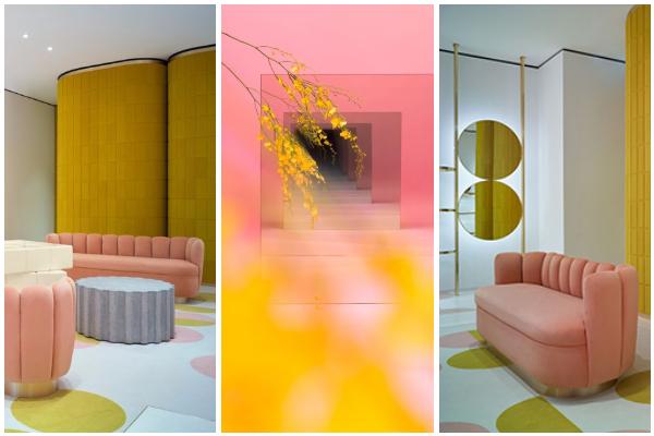 Millenial Pink - Gen Z Yellow