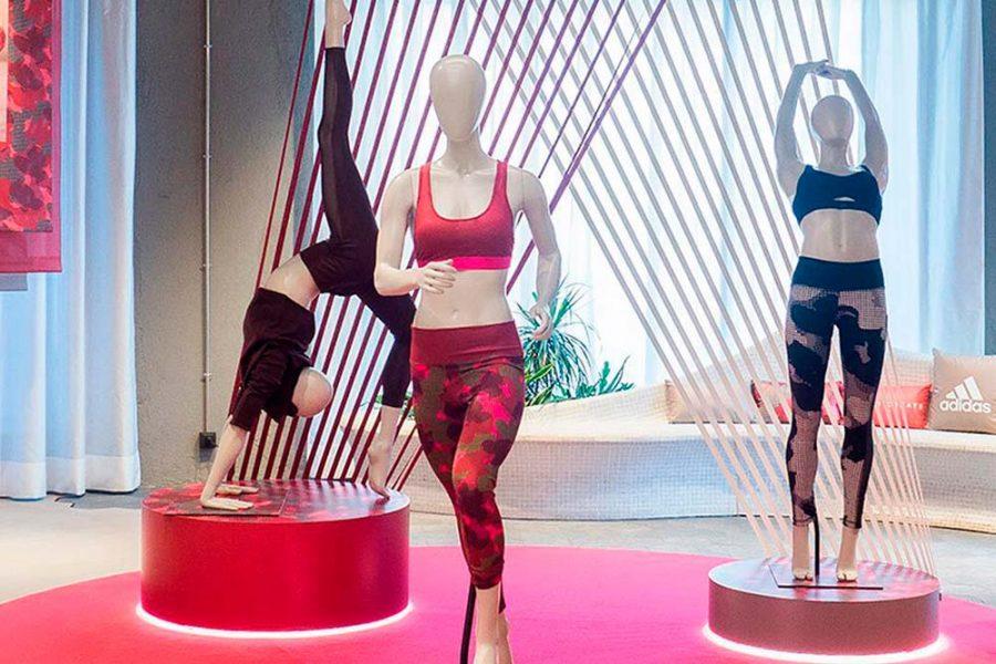 Colección MV Move en El Corte Inglés Adidas