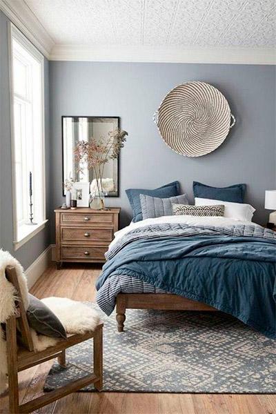 Interiorismo Pantone Classic Blue